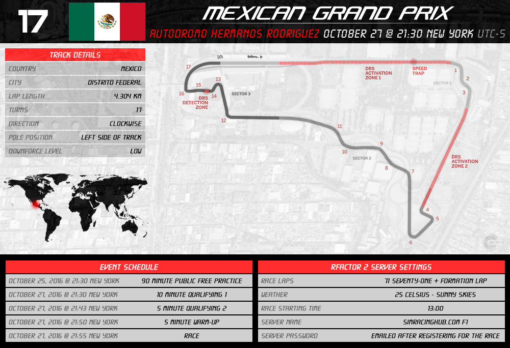 SRHF1 2016 17 Mexico Preview