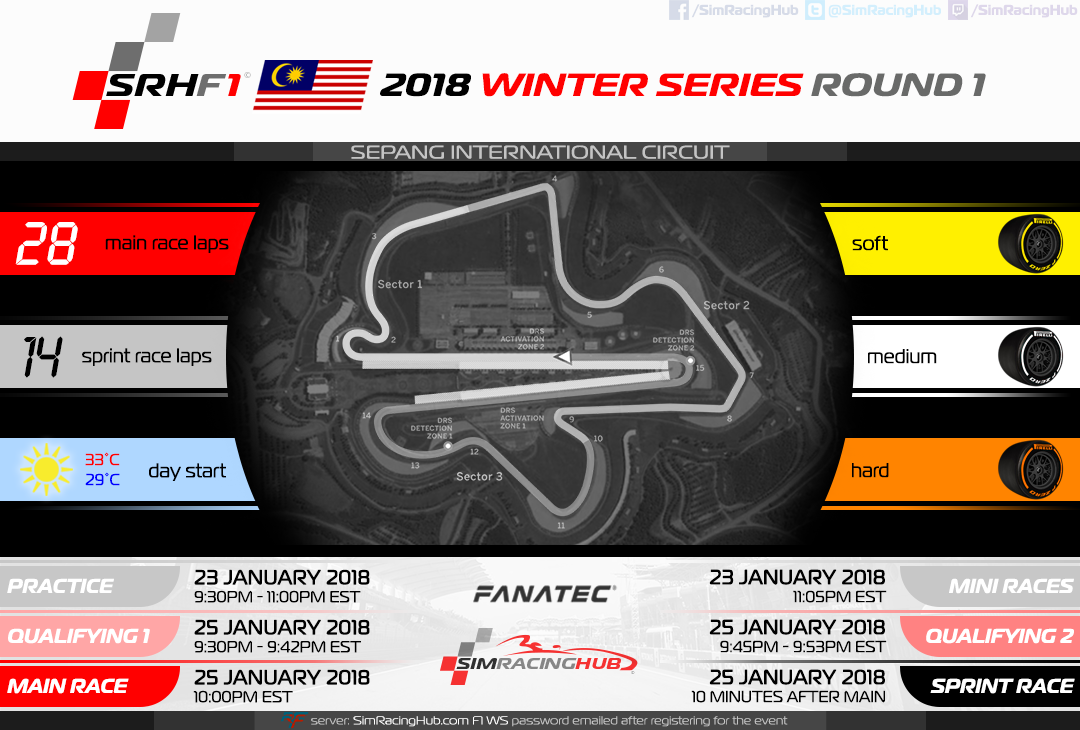 SRHF1 WS 2018 01 Malaysia Preview