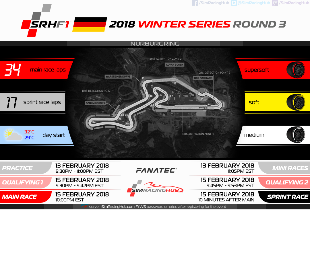 SRHF1 WS 2018 03 Germany Preview