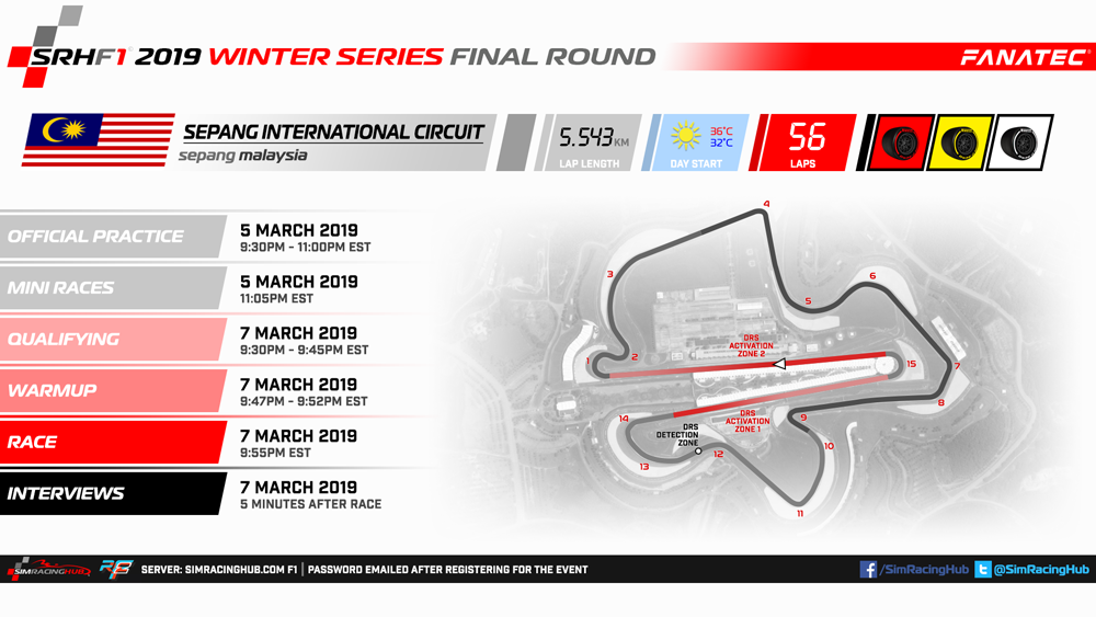 SRHF1 WS 2019 03 Sepang Preview