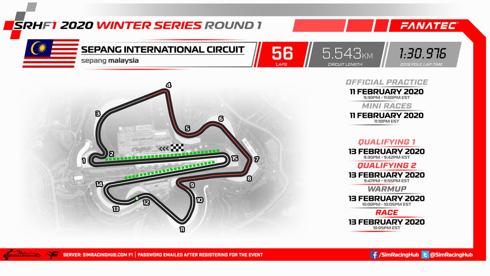 http://www.simracinghub.com/images/events/SRHF1/WS/2020/01-Sepang/SRHF1-WS-2020-01-Sepang-Preview.png